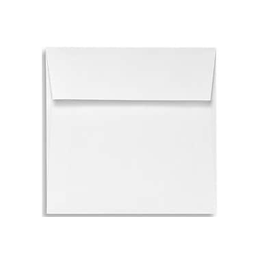 LUX 5 x 5 Square Envelopes 50/Box, Natural White - 100% Cotton (8505-SN-50)