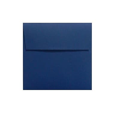 LUX 7 x 7 Square Envelopes 50/Box) 50/Box, Navy (LUX-8545-103-50)