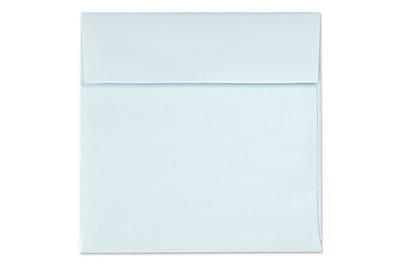 LUX 6 1/2 x 6 1/2 Square Envelopes 1000/Box) 1000/Box, Aquamarine Metallic (8535-02-1000)