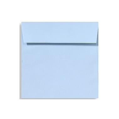 LUX 6 1/2 x 6 1/2 Square Envelopes 50/Box) 50/Box, Baby Blue (EX8535-13-50)