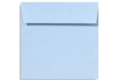 LUX 6 1/2 x 6 1/2 Square Envelopes 1000/Box) 1000/Box, Baby Blue (EX8535-13-1000)