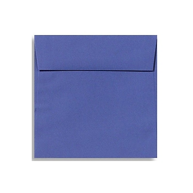 LUX 6 1/2 x 6 1/2 Square Envelopes 500/Box) 500/Box, Boardwalk Blue (EX8535-23-500)