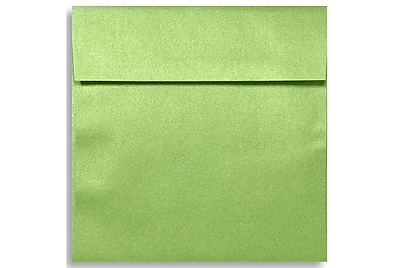 LUX 6 1/2 x 6 1/2 Square Envelopes 500/Box) 500/Box, Fairway Metallic (8535-25-500)