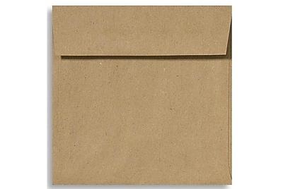 LUX 6 1/2 x 6 1/2 Square Envelopes 500/Box) 500/Box, Grocery Bag (8535-GB-500)