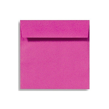 LUX 6 1/2 x 6 1/2 Square Envelopes 500/Box) 500/Box, Magenta (EX8535-10-500)
