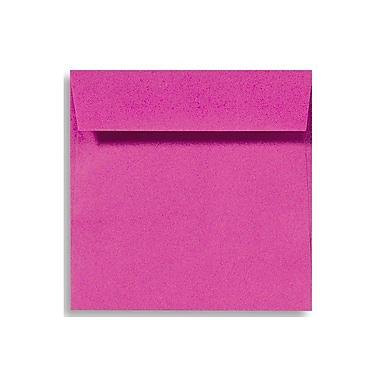 LUX 6 1/2 x 6 1/2 Square Envelopes, Magenta, 50/Box (EX8535-10-50)