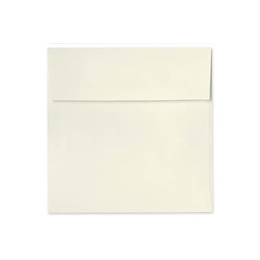 LUX 6 1/2 x 6 1/2 Square Envelopes, 100% Recycled, Natural, 1000/Box (8535-NPC-1000)