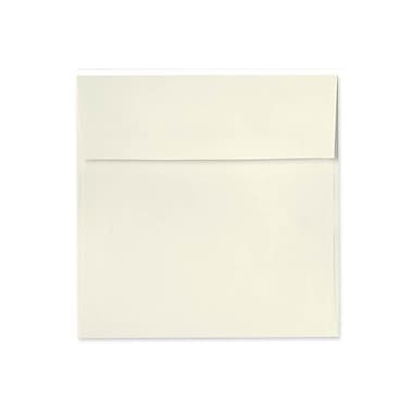 LUX 6 1/2 x 6 1/2 Square Envelopes 50/Box) 50/Box, Natural (8535-03-50)