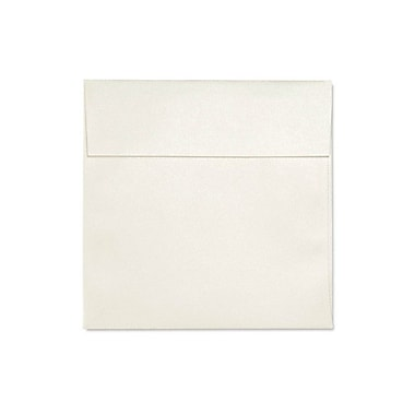 LUX 6 1/2 x 6 1/2 Square Envelopes, Quartz Metallic, 50/Box (8535-08-50)