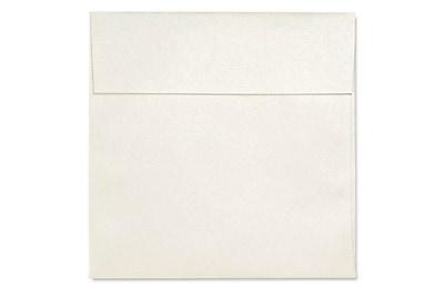 LUX 6 1/2 x 6 1/2 Square Envelopes 250/Box) 250/Box, Quartz Metallic (8535-08-250)