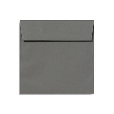 LUX 6 1/2 x 6 1/2 Square Envelopes 50/Box) 50/Box, Smoke (EX8535-22-50)