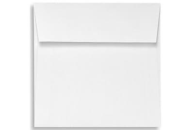 LUX 6 1/2 x 6 1/2 Square Envelopes 50/Box) 50/Box, White - 100% Recycled (8535-WPC-50)