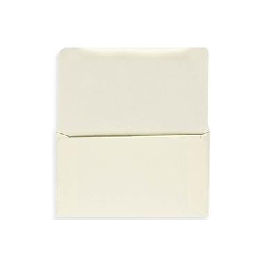LUX 6 1/4 Remittance Envelopes (3 1/2 x 6 Closed), Cream, 500/Box (R249-500)