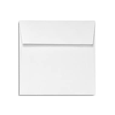 LUX 7 x 7 Square Envelopes, 70lb., White, 500/Box (10936-500)