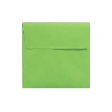 LUX 7 x 7 Square Envelopes 50/Box) 50/Box, Limelight (LUX-8545-101-50)