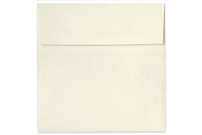LUX 7 x 7 Square Envelopes 500/Box) 500/Box, Natural (8545-03-500)