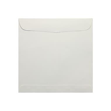 LUX 9 1/2 x 9 1/2 Square Envelopes 50/Box) 50/Box, Natural (8595-03-50)