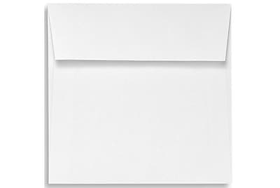 LUX 9 x 9 Square Envelopes 50/Box) 50/Box, 70lb. White (11009-50)