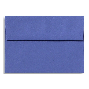 LUX A1 Invitation Envelopes (3 5/8 x 5 1/8), Boardwalk Blue, 50/Box (EX4865-23-50)