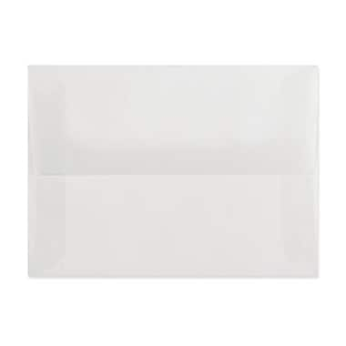 LUX A2 (4 3/8 x 5 3/4) 500/Box, Clear Translucent (4870-00-500)