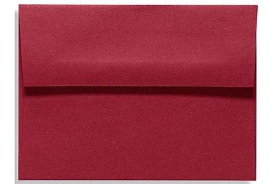 LUX A1 Invitation Envelopes (3 5/8 x 5 1/8) 1000/Box, Garnet (EX4865-26-1000)