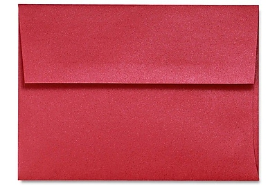 LUX A1 Invitation Envelopes (3 5/8 x 5 1/8) 50/Box, Jupiter Metallic (5365-20-50)