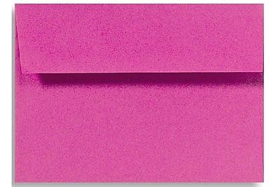LUX A1 Invitation Envelopes (3 5/8 x 5 1/8) 500/Box, Magenta (EX4865-10-500)