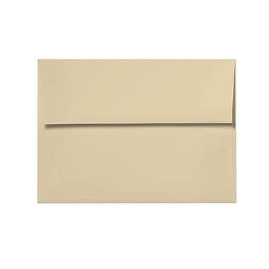 LUX A1 Invitation Envelopes (3 5/8 x 5 1/8) 500/Box, Nude (SH4265-07-500)