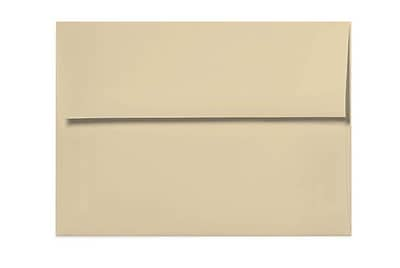 LUX A1 Invitation Envelopes (3 5/8 x 5 1/8) 50/Box, Nude (SH4265-07-50)