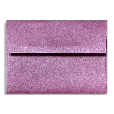 LUX A1 Invitation Envelopes (3 5/8 x 5 1/8), Punch Metallic, 250/Box (5365-28-250)