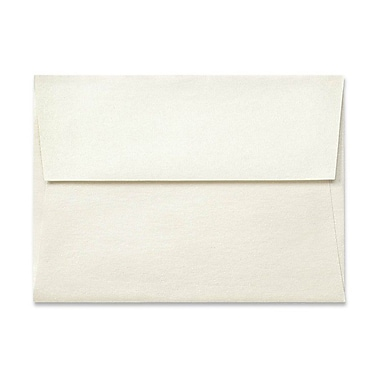 LUX A6 Invitation Envelopes (4 3/4 x 6 1/2), Quartz Metallic, 50/Box (5375-08-50)