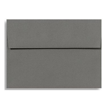 LUX ? Enveloppes d?invitation A1 (3 5/8 x 5 1/8 po), fumée