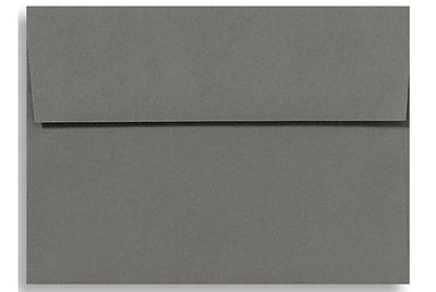 LUX A1 Invitation Envelopes (3 5/8 x 5 1/8) 1000/Box, Smoke (EX4865-22-1000)
