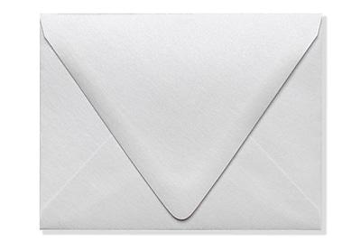 LUX A2 Contour Flap - Metallics - Crystal 50/Box) 50/Box, Crystal Metallic (1870-30-50)