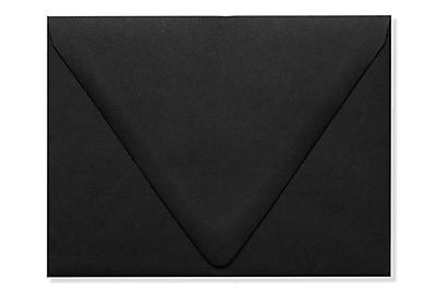 LUX A2 Contour Flap - Midnight Black 1000/Box) 1000/Box, Midnight Black (1870-B-1000)