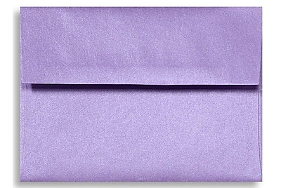 LUX A2 (4 3/8 x 5 3/4) 500/Box, Amethyst Metallic (5370-17-500)