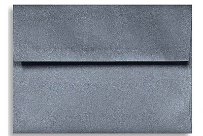 LUX A2 (4 3/8 x 5 3/4) 500/Box, Anthracite Metallic (5370-15-500)