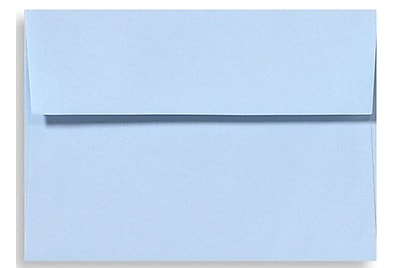 LUX A2 (4 3/8 x 5 3/4) 50/Box, Baby Blue (EX4870-13-50)