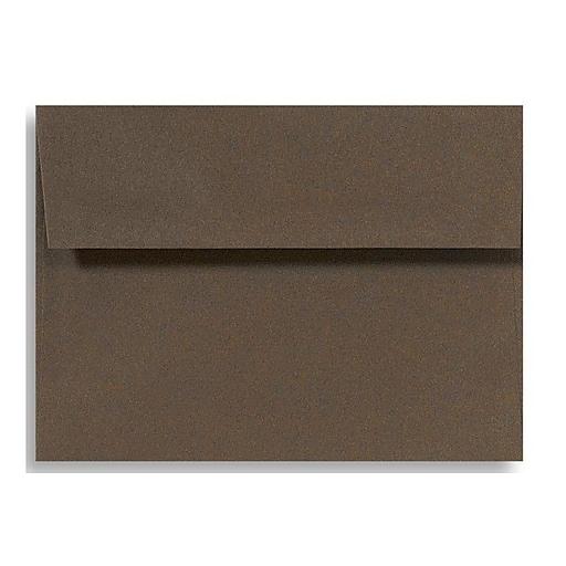 LUX A2 (4 3/8 x 5 3/4) 50/Box, Chocolate (EX4870-17-50)