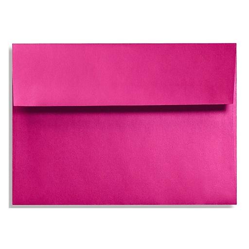 LUX A2 (4 3/8 x 5 3/4) 50/Box, Hottie Pink (FA4870-04-50)