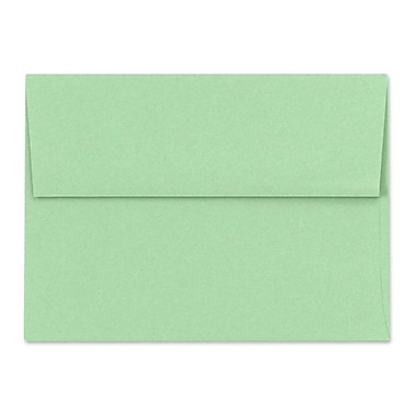 LUX A2 (4 3/8 x 5 3/4) 1000/Box, Pastel Green (SH4270-04-1000)