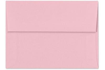LUX A2 (4 3/8 x 5 3/4) 50/Box, Pastel Pink (SH4270-06-50)