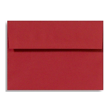 LUX A2 (4 3/8 x 5 3/4), Ruby Red, 50/Box (EX4870-18-50)