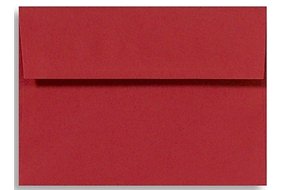 LUX A2 (4 3/8 x 5 3/4) 250/Box, Ruby Red (EX4870-18-250)