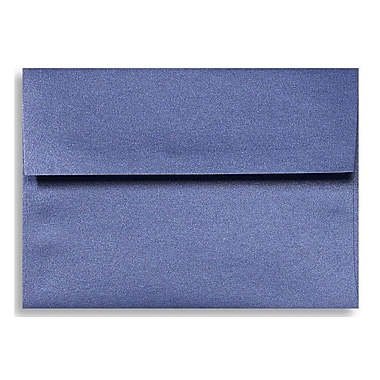 LUX A2 (4 3/8 x 5 3/4), Sapphire Metallic, 250/Box (5370-18-250)