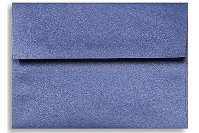 LUX A2 (4 3/8 x 5 3/4) 50/Box, Sapphire Metallic (5370-18-50)