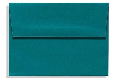 LUX A2 (4 3/8 x 5 3/4) 50/Box, Teal (EX4870-25-50)