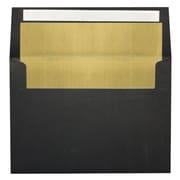 """LUX® 1000/BX 80lbs. 4 1/4"""" x 6 1/4"""" Square Flap Envelopes W/Peel & Press"""
