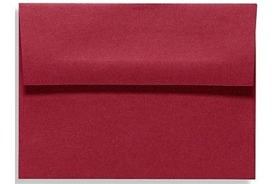 LUX A4 Invitation Envelopes (4 1/4 x 6 1/4) 1000/Box, Garnet (LUX-4872-261000)
