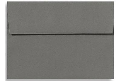 LUX A4 Invitation Envelopes (4 1/4 x 6 1/4) 50/Box, Smoke (LUX-4872-22-50)